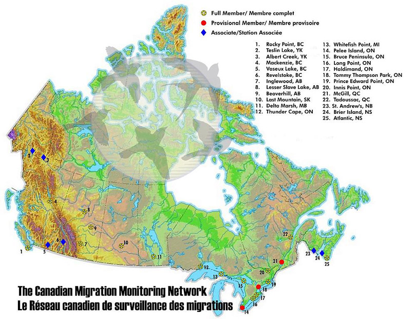 Rocky Mountains Canada Map